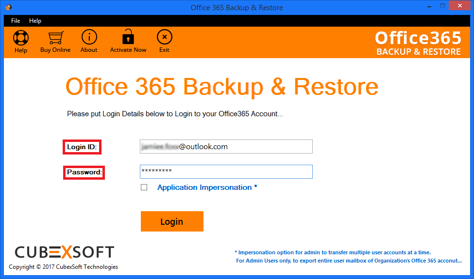 Migrate Outlook to O365
